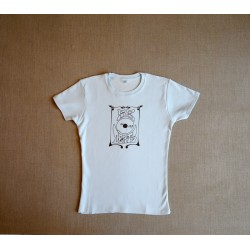 58Beats - Special Logo (2006) T-Shirt - Girls Ice Blue