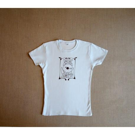 58Beats - Special Logo (2006) T-Shirt - Girls Ice Blue