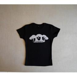 Vierzueins - GIRLS T-Shirt (Köpfe Motiv 2006)