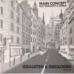 MAIN CONCEPT feat. Retrogott & Aphroe - Idealisten & Ideologen REMIX EP