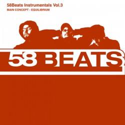 58BEATS Instrumentals Vol.3 MAIN CONCEPT - EQUILIBRIUM