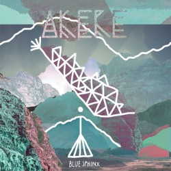AKERE - BLUE SPHINX LP incl. CD