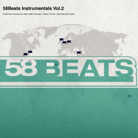 58BEATS Instrumentals Vol.2