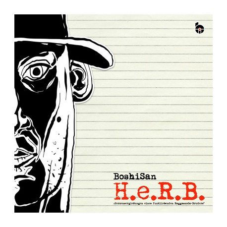 BOSHI SAN H.e.R.B. - 2LP
