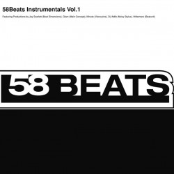 58BEATS Instrumentals Vol.1 - LP