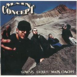 Main Concept - Genesis Exodus - CD