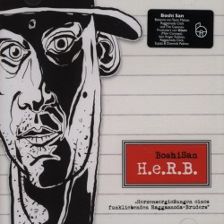 BOSHI SAN H.e.R.B. - CD