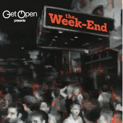 Get Open ‎– The Week-End - CD