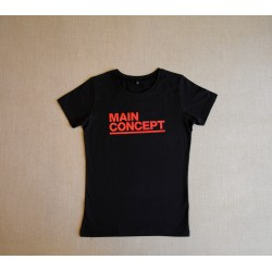 Main Concept Logo T-Shirt - Girls
