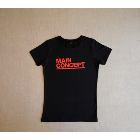 Main Concept Logo T-Shirt - Girls